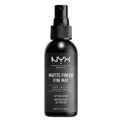 Makeup Setting Spray Matte - Fijador de Maquillaje