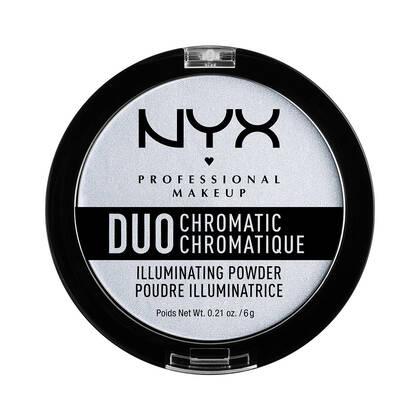 Duo Chromatic Illuminating Powder - Iluminador duocromático en polvo