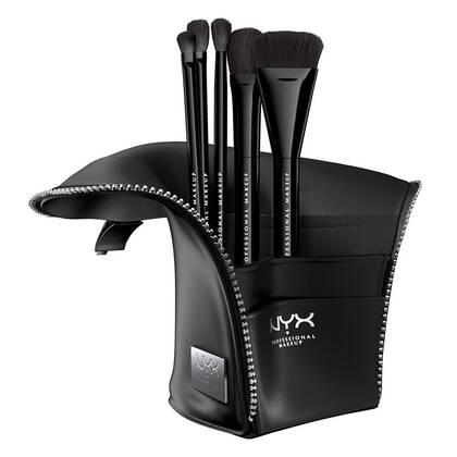 Beauty Staple Makeup Brush Set - Set de brochas de maquillaje