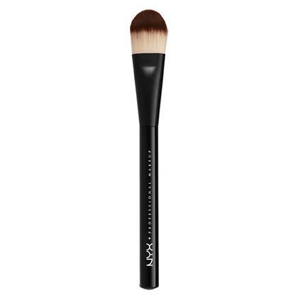 Pro Flat Foundation Brush - Brocha para base de maquillaje