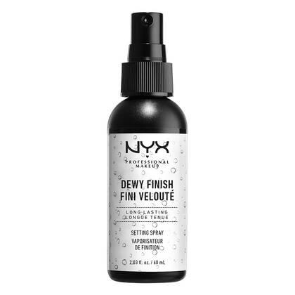 Makeup Setting Spray Dewy - Fijador de Maquillaje