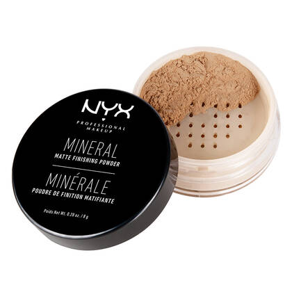 Mineral Finishing Powder - Polvos Minerales