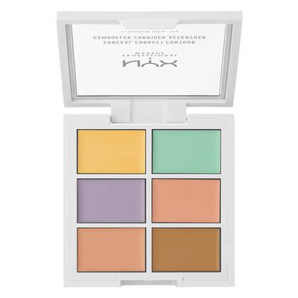 Color Correcting Palette - Paleta de Correctores