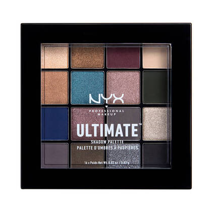 Ultimate Multi-Finish Shadow Palette - Paleta de Sombras