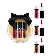 SET DE LABIALES -  LOVE, LUST & DISCO
